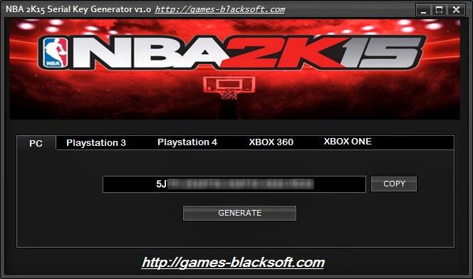 NBA-2K15  iu