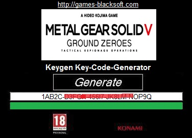 metal gear solid 5 pc crack torrent
