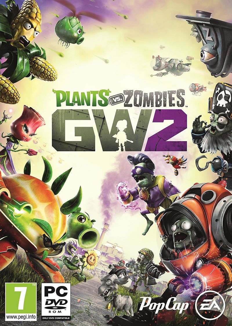 Plants-vs-Zombies-Garden-Warfare-2-clé-d'activation-Keygen-Crack