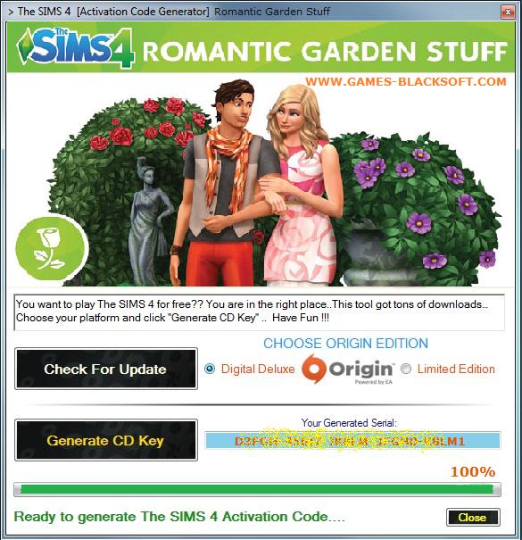 The_Sims_4_Romantic_Garden_Stuff_full_game_cracked