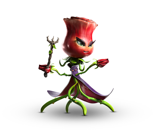 Plants-vs-Zombies-Garden-Warfare-2-rose-www.games-blacksoft.com