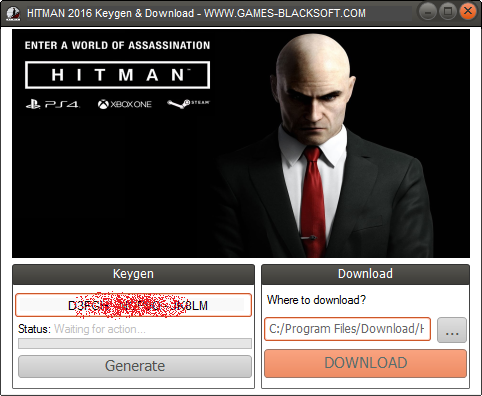 Hitman_2016_cd_key_for_Game