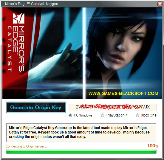 Mirrors-Edge-Key-Generator-Download