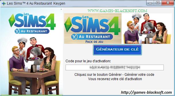 Les-Sims-4-Au-Restaurant-keygen-générateur-pc-mac