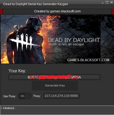 Dead-by-Daylight-code-generator