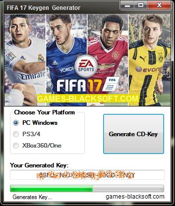 FIFA-17-key-code-generator
