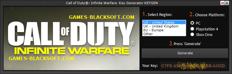 Call-of-Duty-Infinite-Warfare-Keygen-PC-Crack