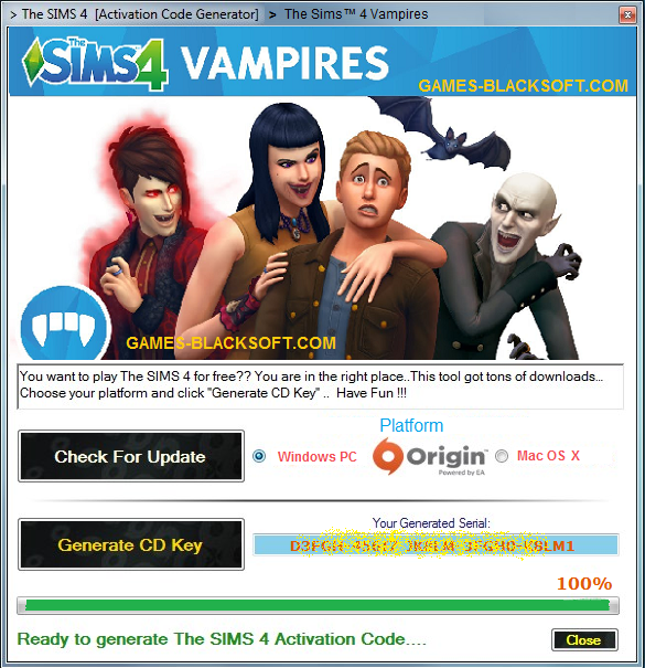The-Sims-4-Vampires-activation-code-Keygen