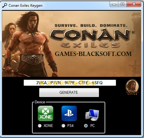 Conan-Exiles-Activation-Key-Generator