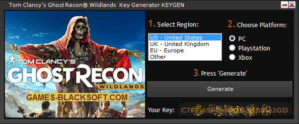 Tom-Clancys-Ghost-Recon-Wildlands-Keys-Codes-activation