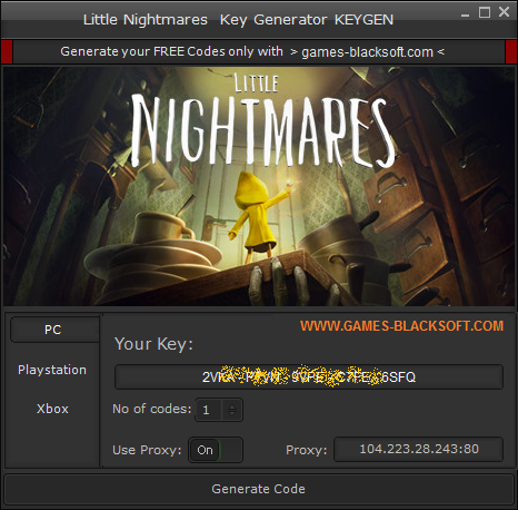 little-nightmares-cd-key-for-Game