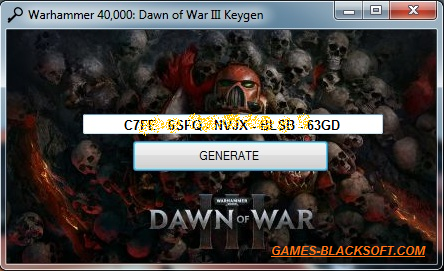 Warhammer-40000-DAWN OF-WAR-3-activation-code-Crack