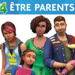 Les Sims 4 Être parents CD clé d'activation Keygen (Crack) PC MAC