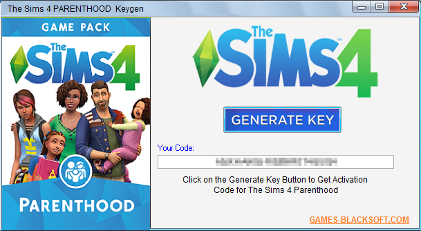 The-Sims-4-Parenthood-CD-Key-Generator