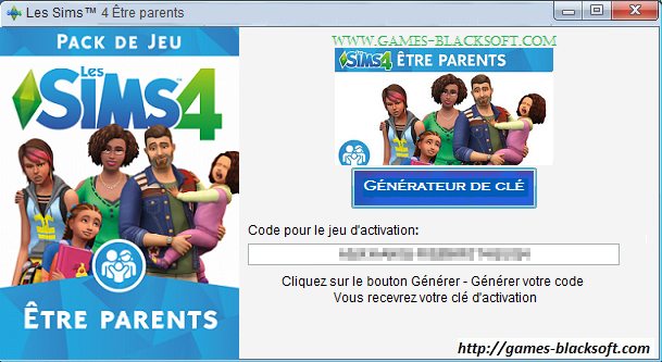 Les-Sims-4-Etre-parents-keygen-cle-dactivation