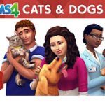 The Sims 4 Cats & Dogs Crack Download - CD Key Keygen PC Mac