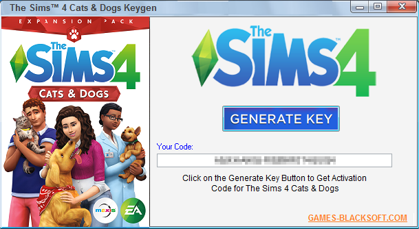 The-Sims-4-Cats-Dogs-Serial-Key-Generator