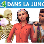 Les Sims 4 Dans la Jungle CD clé d'activation Keygen Crack PC MAC