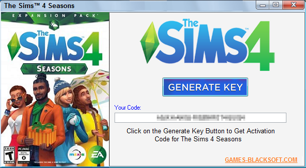 The-Sims-4-Seasons-Serial-Keys-download