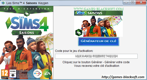 Les-Sims-4-Saisons-CD-cle-d-activation-numero-de-serie