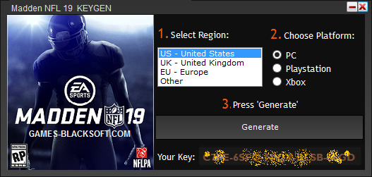 Madden-NFL-19-Serial-Keys-download