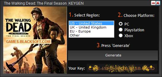 The-Walking-Dead-The-Final-Season-Serial-Keys-download