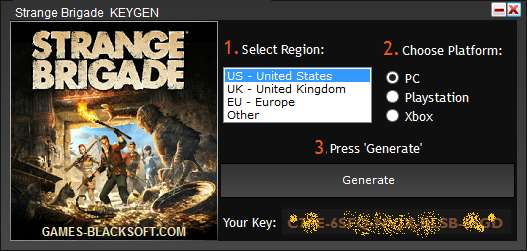 Strange-Brigade-Serial-Keys-download