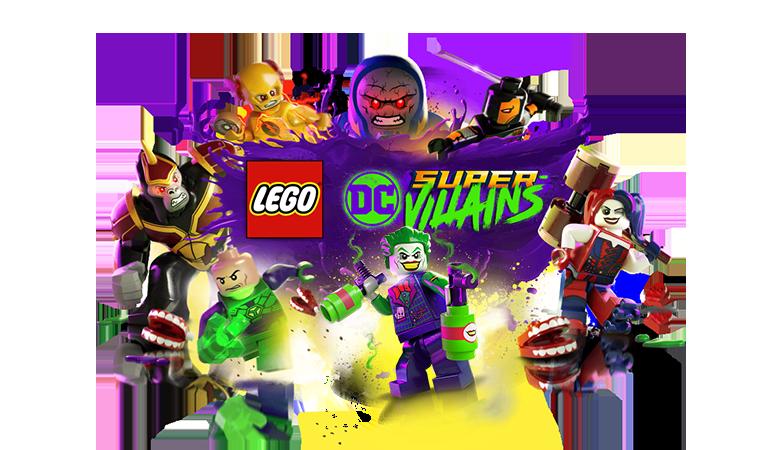 LEGO-DC-Super-Villains-cd-key-for-Game