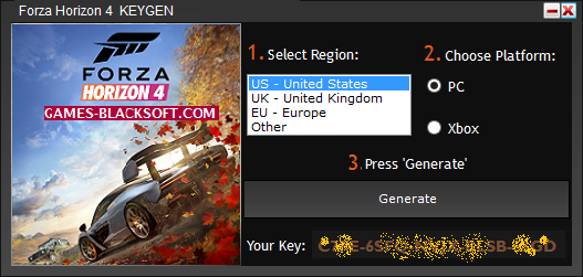 Forza-Horizon-4-Serial-Keys-download
