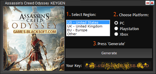 Assassin-s-Creed-Odyssey-Serial-Keys-download