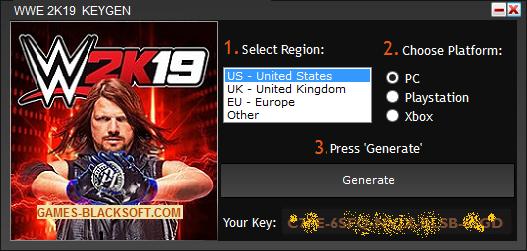 WWE-2K19-Key-Generator-PC