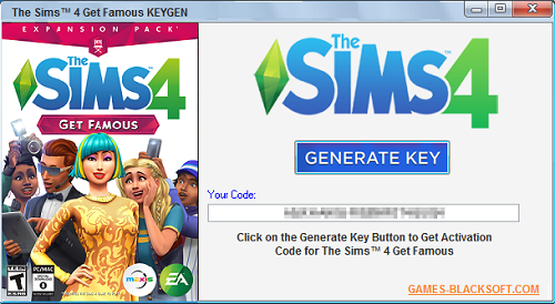 The-Sims-4-Get-Famous-Serial-Keys-download