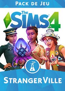 Les-Sims-4-StrangerVille-cle-de-licence