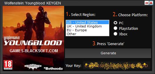 Wolfenstein-Youngblood-Serial-Keys-download