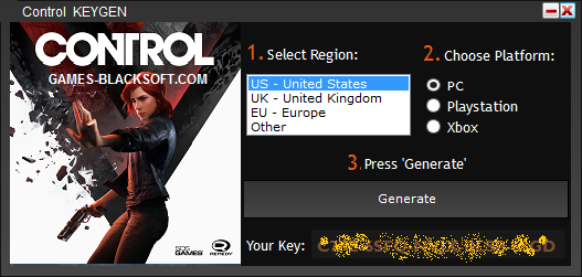 Control-game-Serial-Keys-download