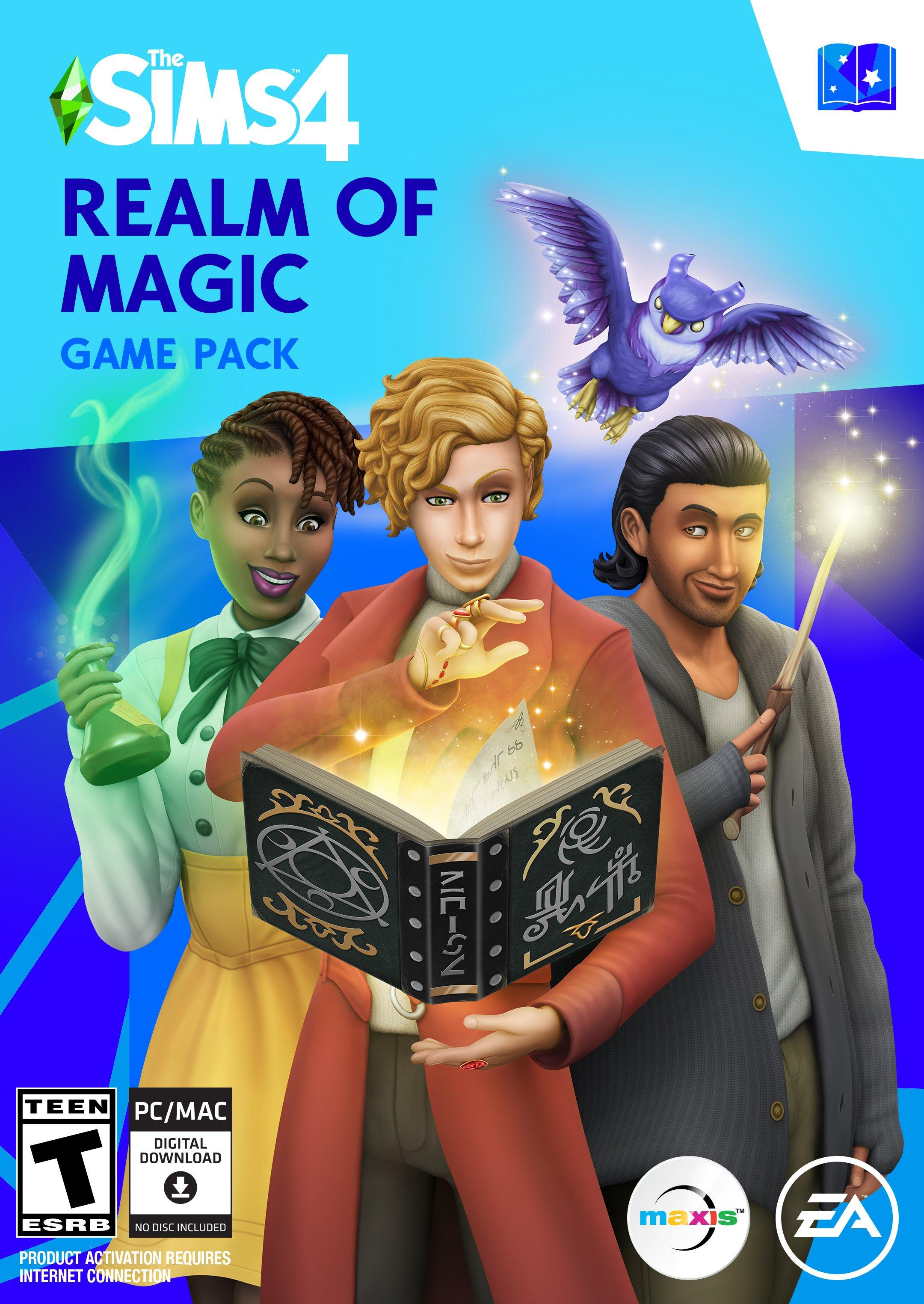 The-Sims-4-Realm-of-Magic-Serial-Key-Generator