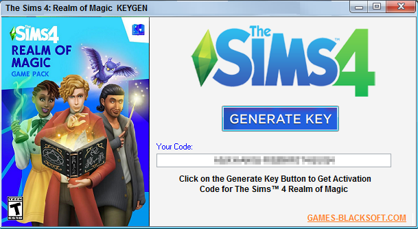 The-Sims-4-Realm-of-Magic-Serial-Keys-download