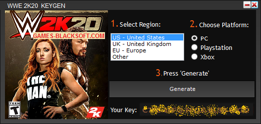 WWE-2K20-Serial-Keys-download