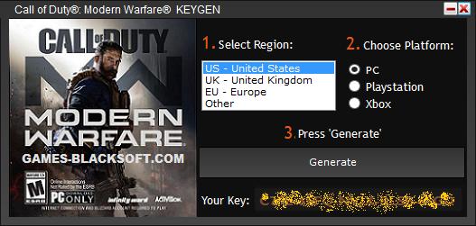 Call-of-Duty-Modern-Warfare-2019-Serial-Keys-download