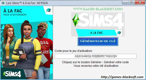 Les-Sims-4-A-la-Fac-keygen-crack