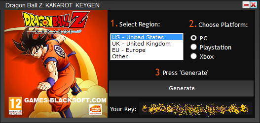 Dragon-Ball-Z-Kakarot-Serial-Keys-download