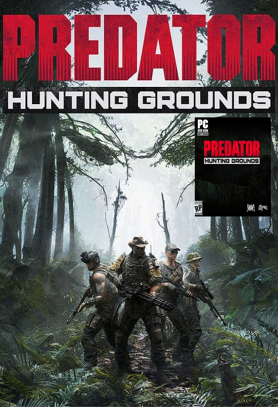 Predator-Hunting-Grounds-Serial-Key-Generator