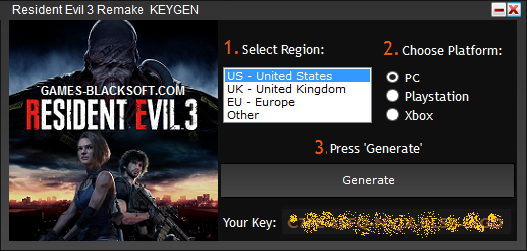 Resident-Evil-3-Remake-Serial-Keys-download