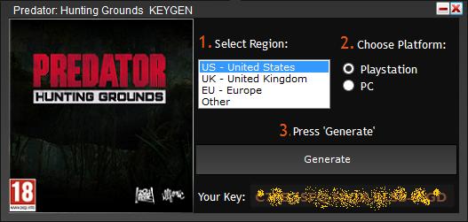 Predator-Hunting-Grounds-Serial-Keys-download