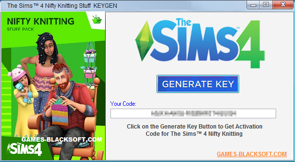 The-Sims-4-Nifty-Knitting-Serial-Keys-download