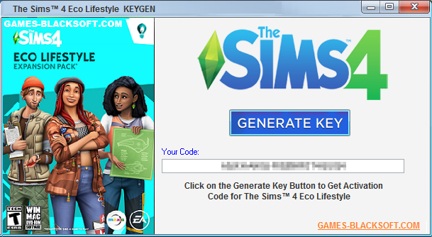 The-Sims-4-Eco-Lifestyle-Serial-Keys-download