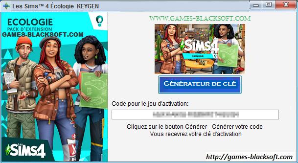 Les-Sims-4-Ecologie-keygen-crack