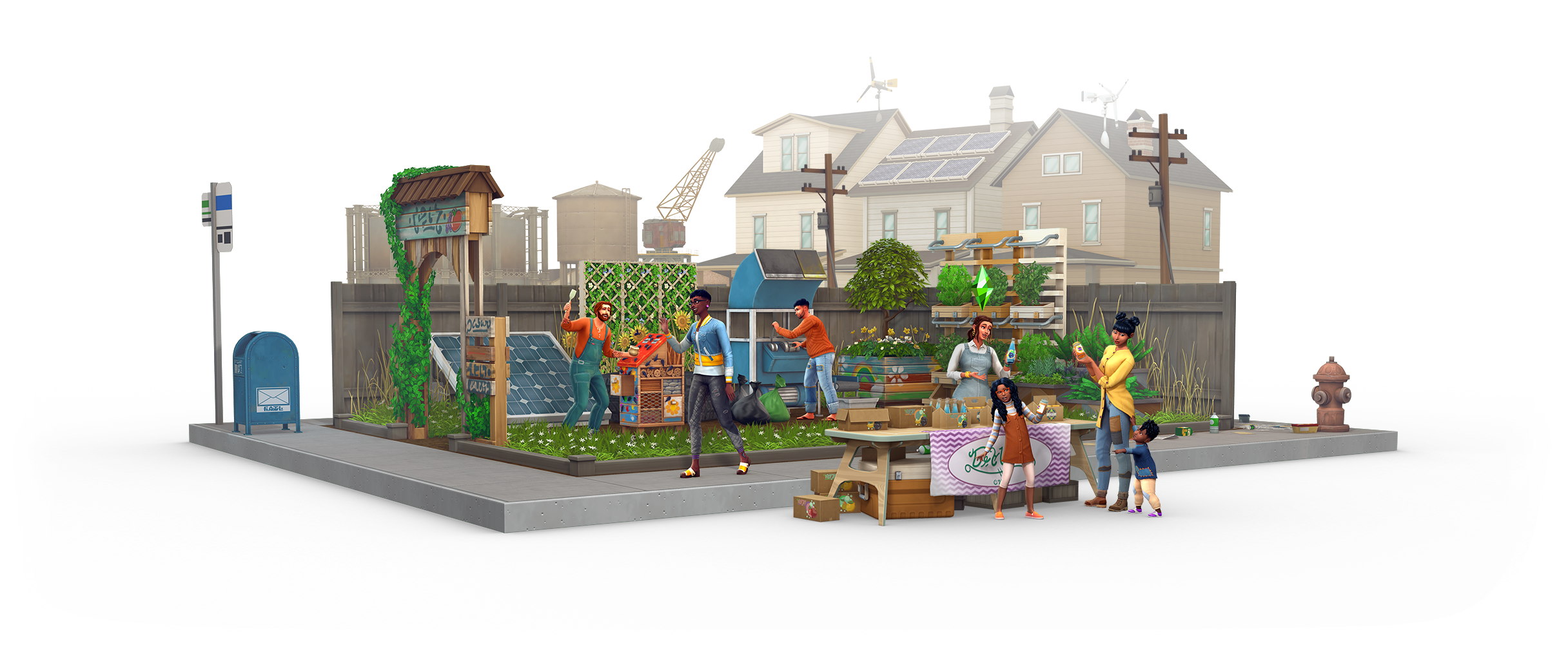 The-Sims-4-Eco-Lifestyle-Codes-Free-activation