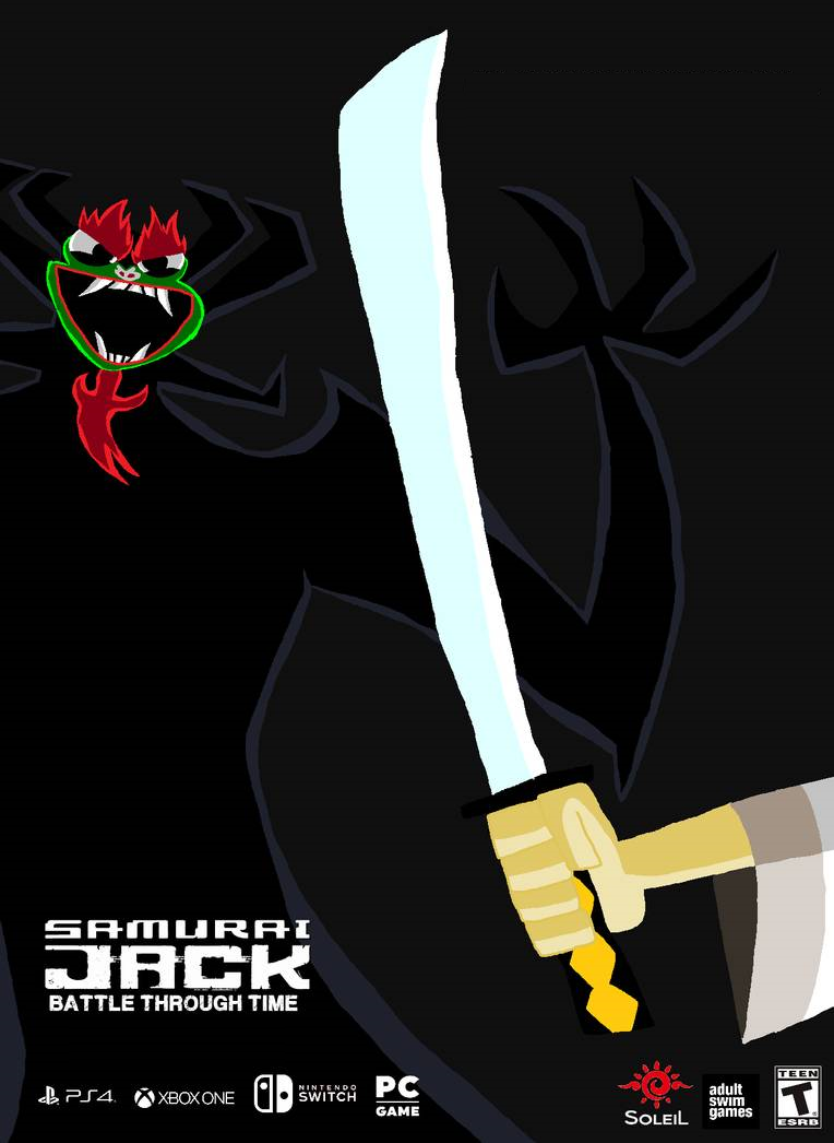 Samurai-Jack-Battle-Through-Time-Serial-Key-Generator