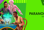 Keygen Les Sims 4 Paranormal clé d'activation licence • Crack PC/Mac